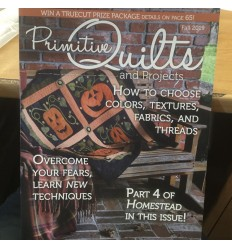 Primitive Quilts and Projects - Spring 2019