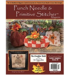 Punchneedle & Primitive Stitcher Summer 2019