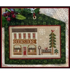 Hometown Holiday Little House Needleworks