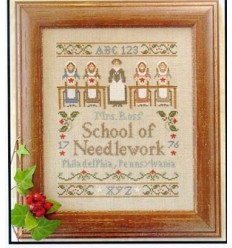 Embroidery Guild by Little House Needleworks