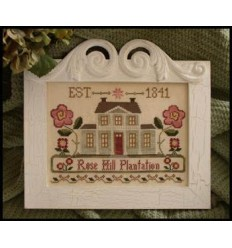 City Stitcher, Country Stitcher by Little House Needleworks