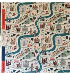 London Forever by Sara Mulvanny