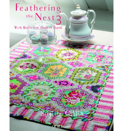 FOLWERING FOLK ART--Dawn Heese - Quiltmania