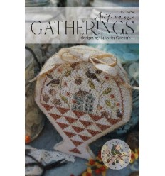 Autumn Gatherings - Brenda Gervais by With thy Needle and Threat