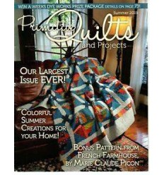 Primitive Quilts and Projects - Fall 2018
