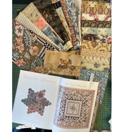 The Nairn Cottage Quilt Kit