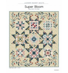 Shimmering Snow - Laundry Basket Quilts