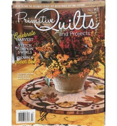 Primitive Quilts and Projects Summer 2021