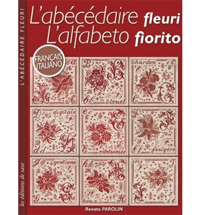 L 39 ab c daire fleuri atelier patchwork et point compt - Edition de saxe ...