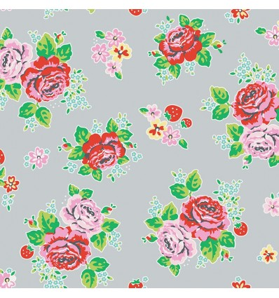 Strawberry Biscuit de Penny Roses Fabrics