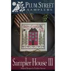 Sampler House 2 - Plum Street Samplers